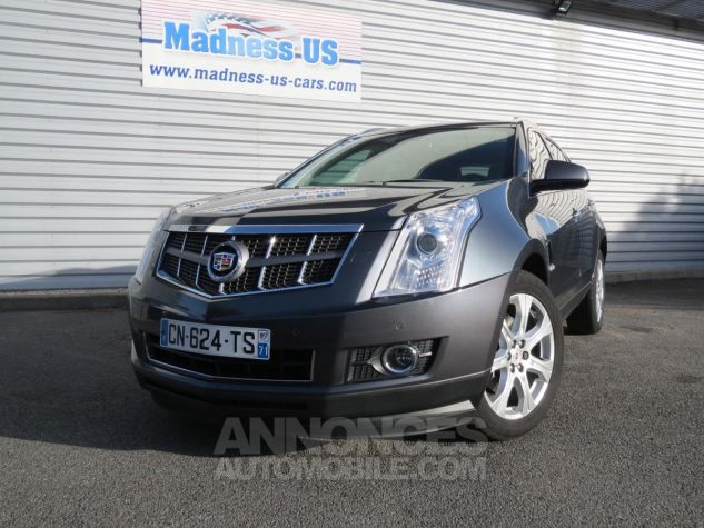 Cadillac SRX Luxury AWD 2012 Gray Flannel Occasion - 4