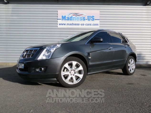 Cadillac SRX Luxury AWD 2012 Gray Flannel Occasion - 5