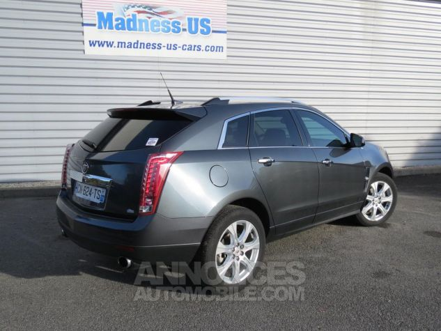 Cadillac SRX Luxury AWD 2012 Gray Flannel Occasion - 7
