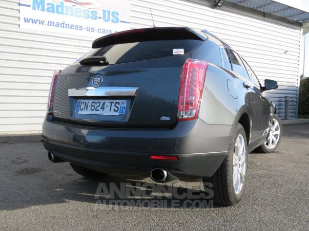 Cadillac SRX Luxury AWD 2012 Gray Flannel Occasion - 8