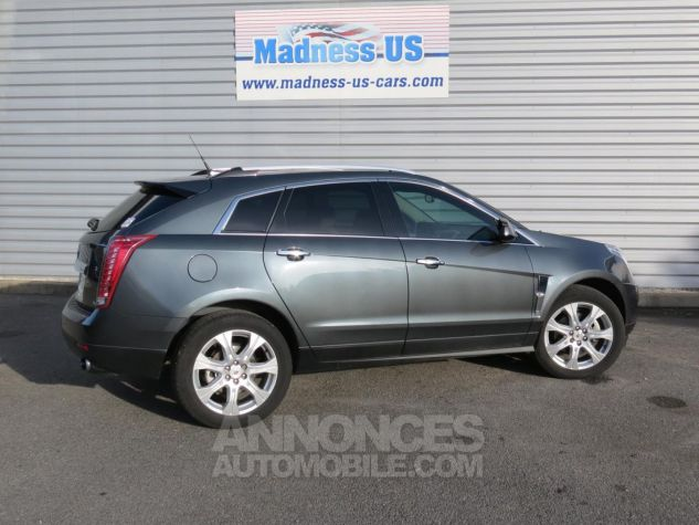 Cadillac SRX Luxury AWD 2012 Gray Flannel Occasion - 9
