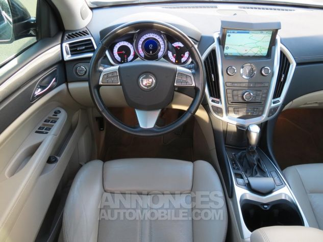 Cadillac SRX Luxury AWD 2012 Gray Flannel Occasion - 12