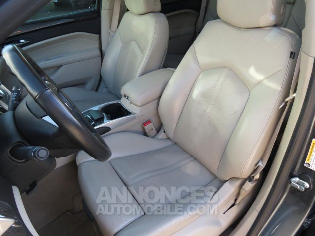 Cadillac SRX Luxury AWD 2012 Gray Flannel Occasion - 13