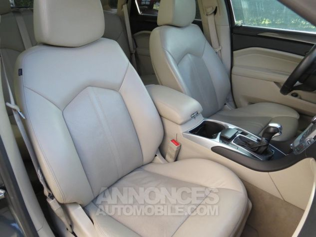 Cadillac SRX Luxury AWD 2012 Gray Flannel Occasion - 14