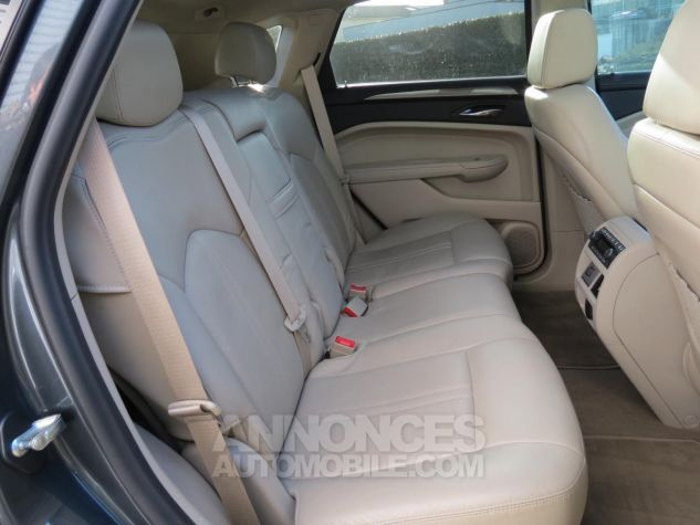 Cadillac SRX Luxury AWD 2012 Gray Flannel Occasion - 15