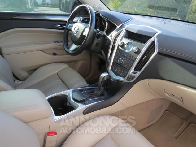 Cadillac SRX Luxury AWD 2012 Gray Flannel Occasion - 16
