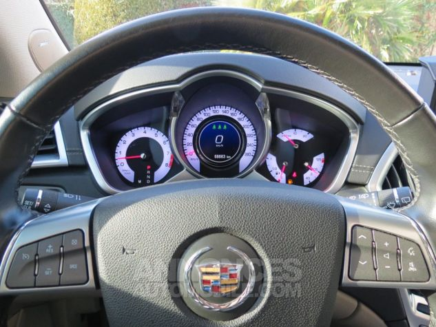 Cadillac SRX Luxury AWD 2012 Gray Flannel Occasion - 17