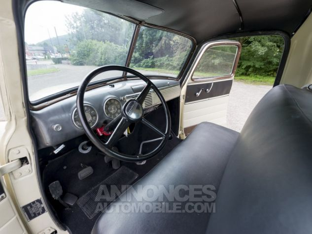Chevrolet 3100 pick-up Blanc/ Brun Occasion - 7