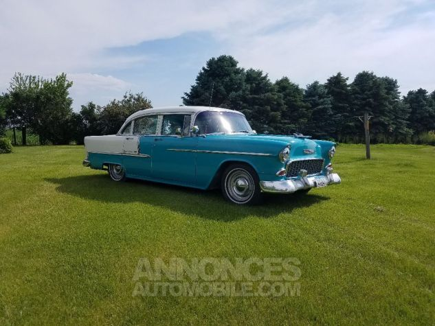 Chevrolet Bel Air 1955  Occasion - 5