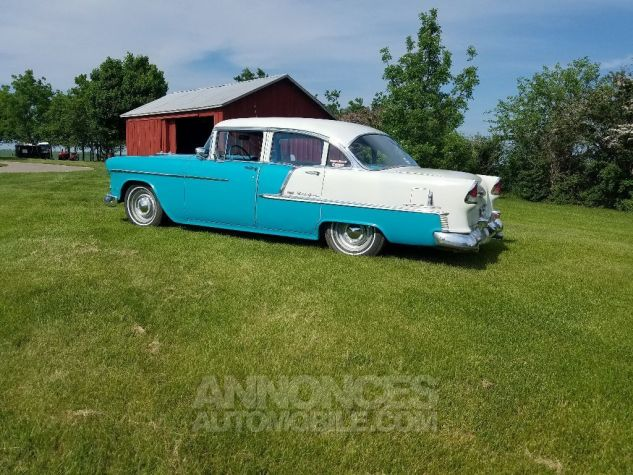 Chevrolet Bel Air 1955  Occasion - 9
