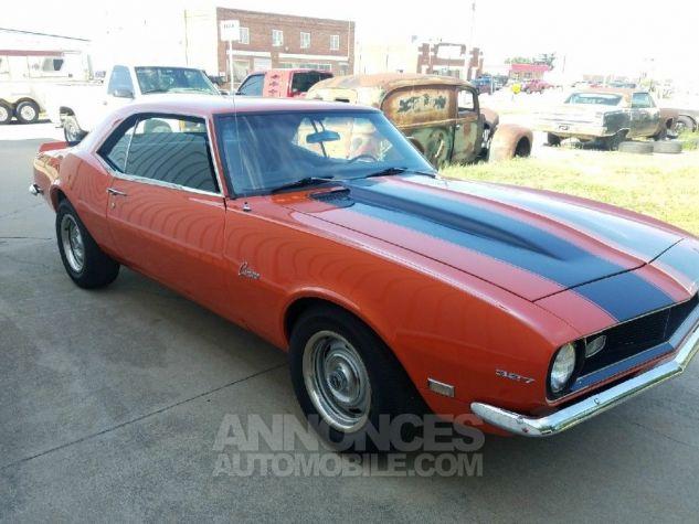 Chevrolet Camaro 1968 orange Occasion - 0