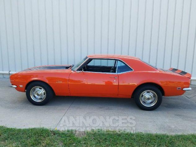 Chevrolet Camaro 1968 orange Occasion - 2