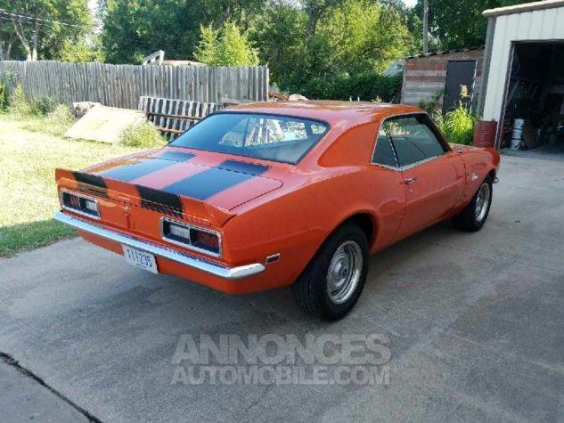 Chevrolet Camaro 1968 orange Occasion - 3