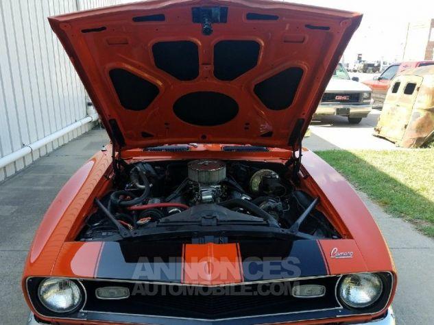 Chevrolet Camaro 1968 orange Occasion - 6