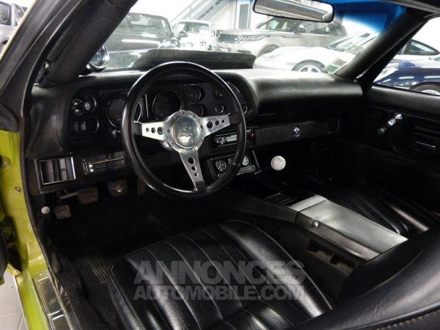 Chevrolet Camaro SS BIG BLOCK VERT Occasion - 3