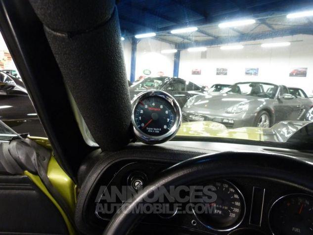 Chevrolet Camaro SS BIG BLOCK VERT Occasion - 4