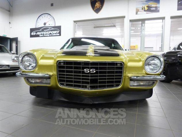 Chevrolet Camaro SS BIG BLOCK VERT Occasion - 16