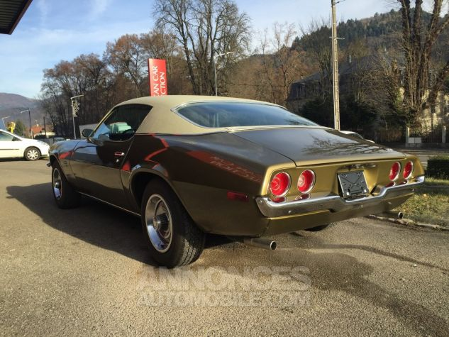 Chevrolet Camaro SS V8 350ci Golden Brown Occasion - 1