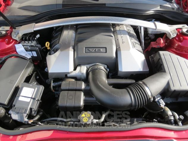 Chevrolet Camaro V8 SS Cabriolet 2014 Crystal Red. Occasion - 13
