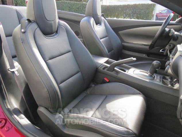 Chevrolet Camaro V8 SS Cabriolet 2014 Crystal Red. Occasion - 15
