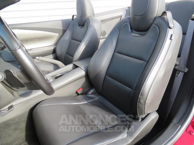 Chevrolet Camaro V8 SS Cabriolet 2014 Crystal Red. Occasion - 16