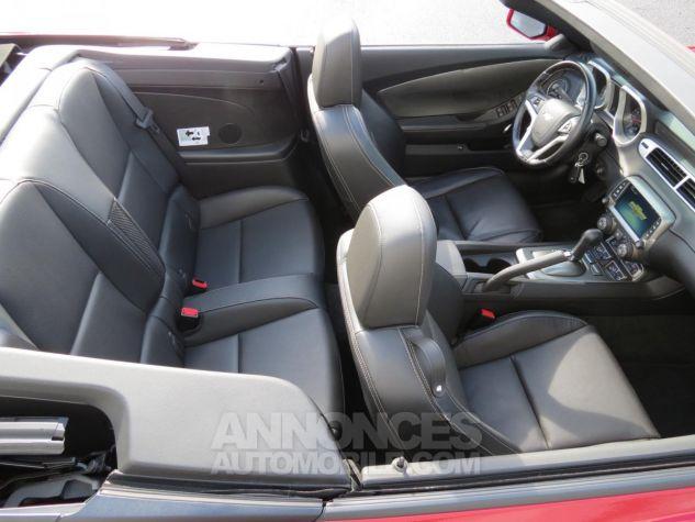Chevrolet Camaro V8 SS Cabriolet 2014 Crystal Red. Occasion - 18