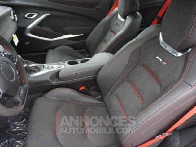 Chevrolet Camaro ZL1 ROUGE Neuf - 3