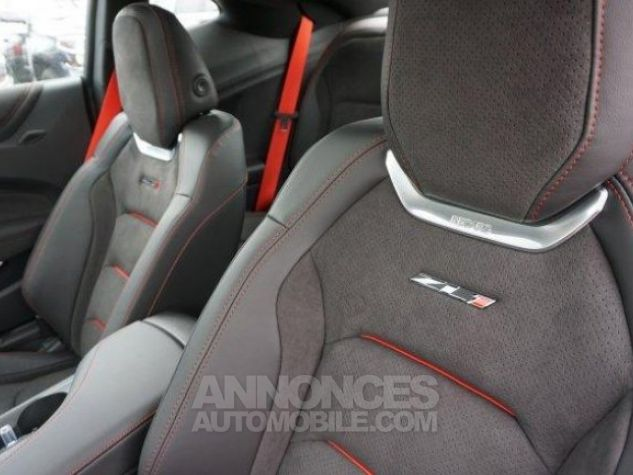 Chevrolet Camaro ZL1 ROUGE Neuf - 4