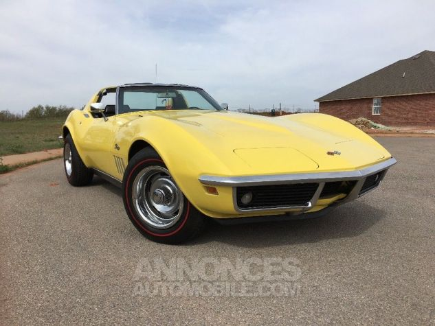 Chevrolet Corvette 1969  Occasion - 0