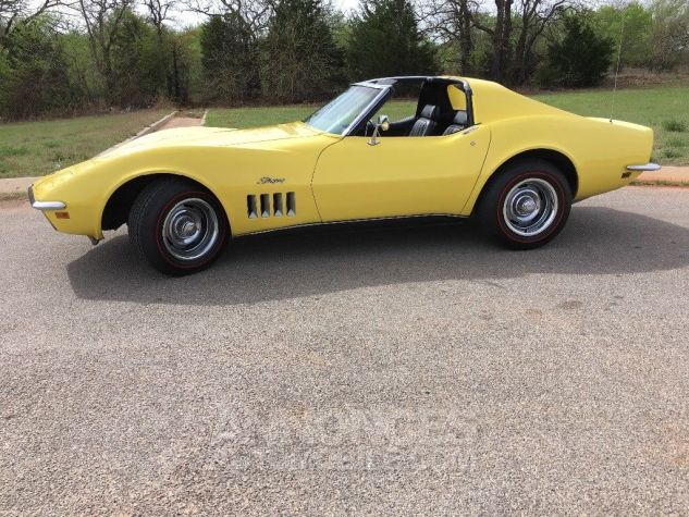 Chevrolet Corvette 1969  Occasion - 8