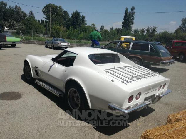 Chevrolet Corvette 1973  Occasion - 4