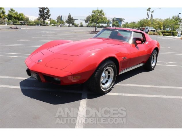 Chevrolet Corvette 1976  Occasion - 3