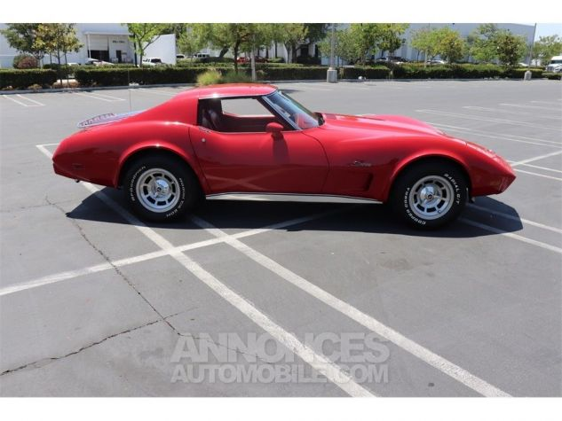 Chevrolet Corvette 1976  Occasion - 8