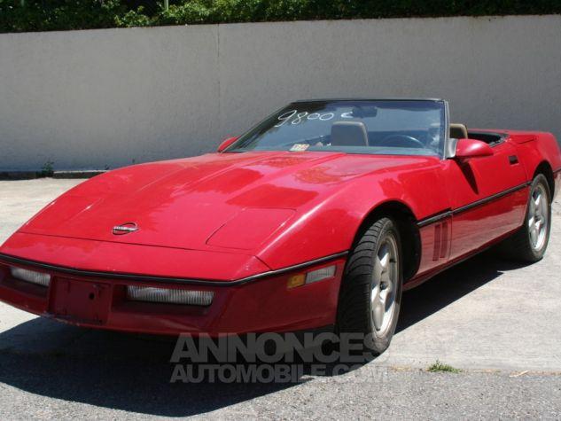 Chevrolet Corvette 1987  Occasion - 2
