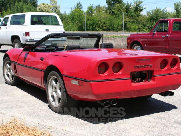 Chevrolet Corvette 1987  Occasion - 3