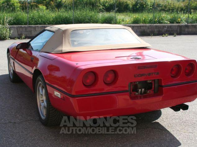 Chevrolet Corvette 1987  Occasion - 4
