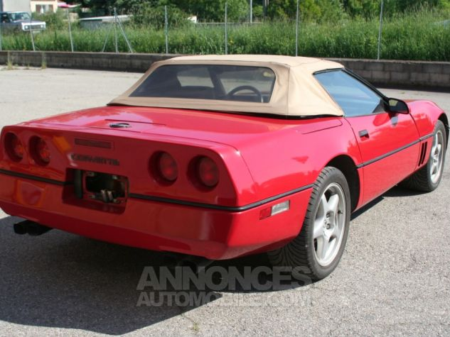 Chevrolet Corvette 1987  Occasion - 5