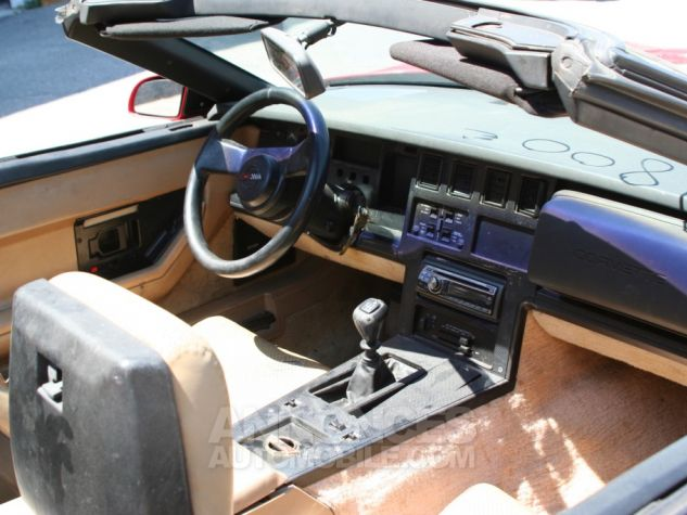Chevrolet Corvette 1987  Occasion - 9