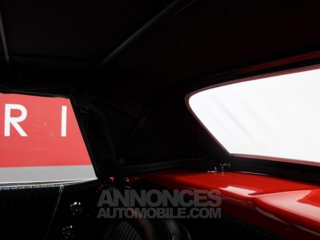 Chevrolet Corvette C2 Cabriolet Roman Red 923 A Occasion - 23