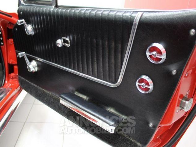Chevrolet Corvette C2 Cabriolet Roman Red 923 A Occasion - 25