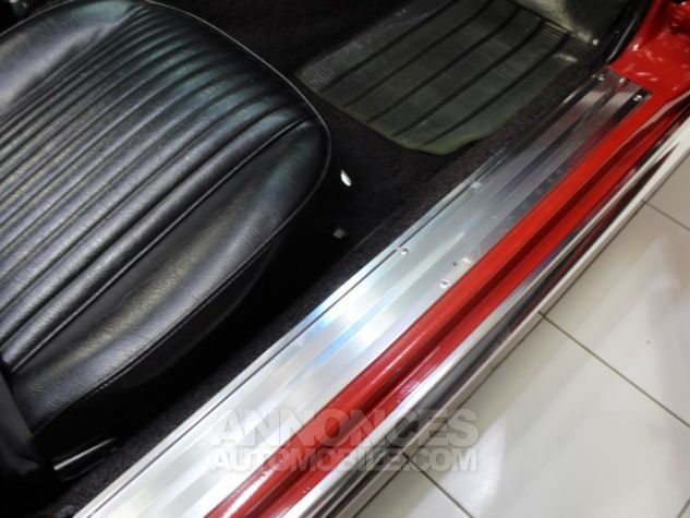 Chevrolet Corvette C2 Cabriolet Roman Red 923 A Occasion - 26