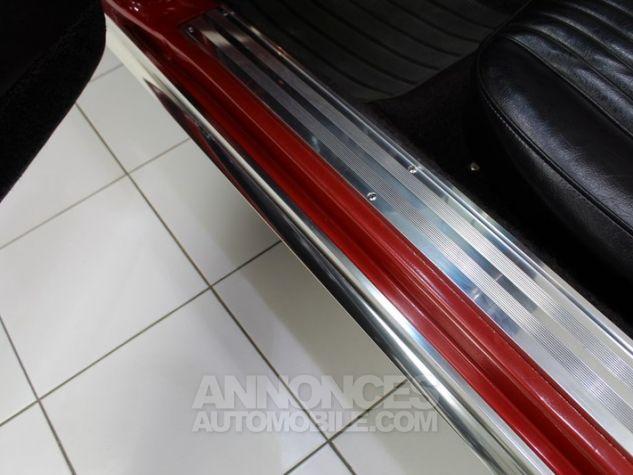 Chevrolet Corvette C2 Cabriolet Roman Red 923 A Occasion - 34