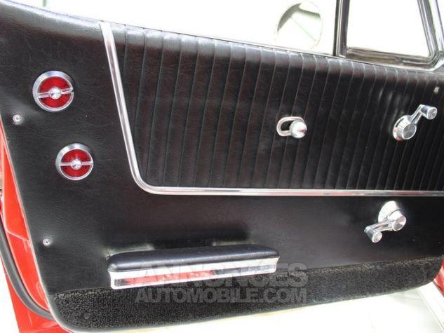 Chevrolet Corvette C2 Cabriolet Roman Red 923 A Occasion - 35