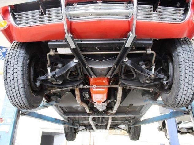 Chevrolet Corvette C2 Cabriolet Roman Red 923 A Occasion - 39