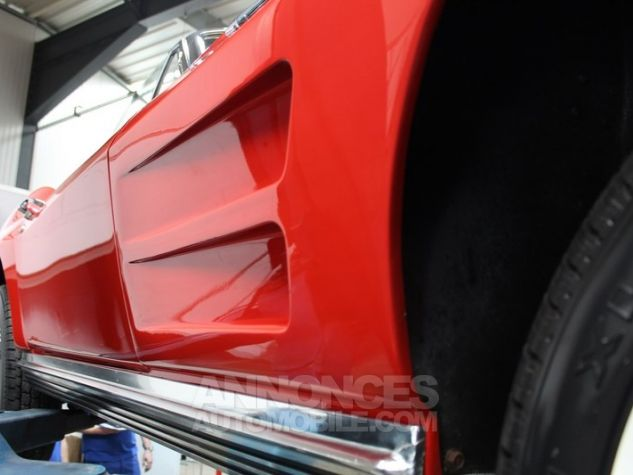Chevrolet Corvette C2 Cabriolet Roman Red 923 A Occasion - 41