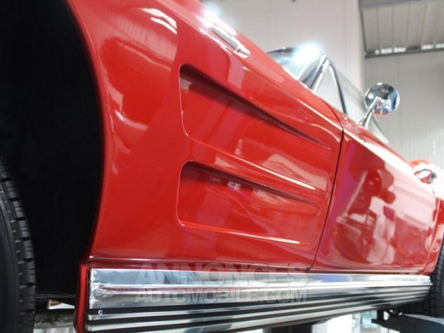 Chevrolet Corvette C2 Cabriolet Roman Red 923 A Occasion - 44