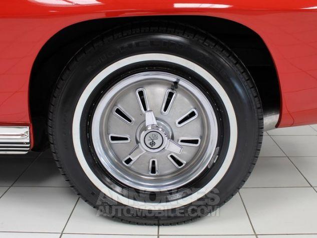 Chevrolet Corvette C2 Cabriolet Roman Red 923 A Occasion - 45