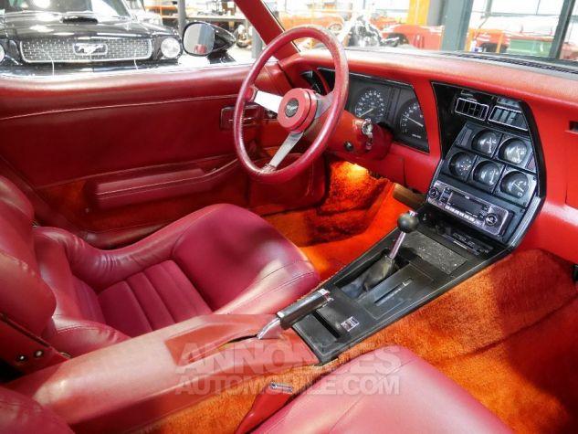 Chevrolet Corvette C3 NOIR Occasion - 3