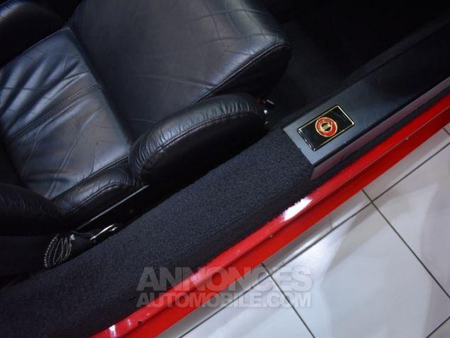 Chevrolet Corvette C4 Cabriolet Bright Red WA 8774 Occasion - 26