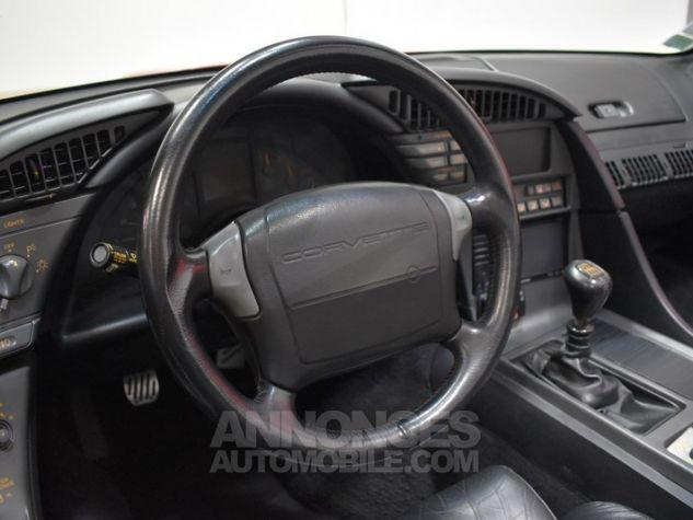 Chevrolet Corvette C4 Cabriolet Bright Red WA 8774 Occasion - 34